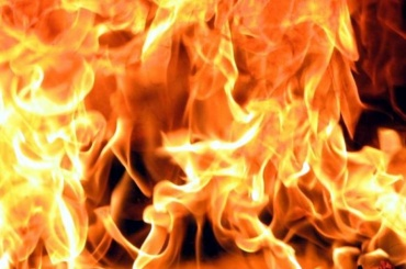 Иномарка сгорела вКировском районе