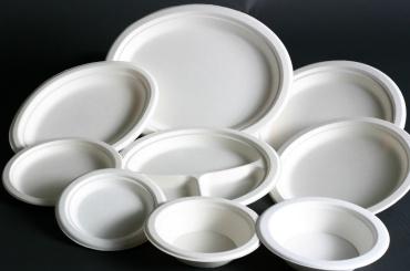 Франция запретила пластиковую посуду