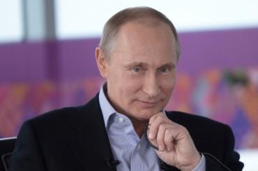 Путин назвал главное событие года вРоссии