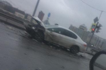 Тройное ДТП случилось вКалининском районе
