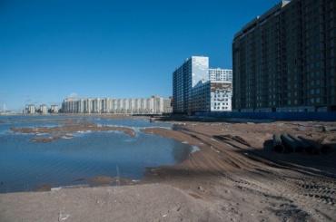 НаВасилеостровском намыве начнут проектировать дороги