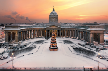 Украшение Казанской площади хотели согласовывать сРПЦ