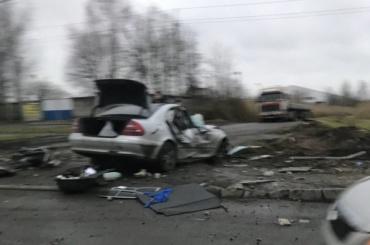 Водитель иномарки погиб вПушкинском районе