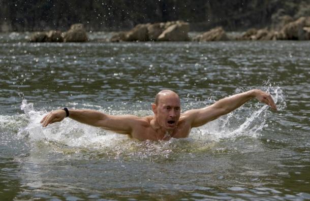 Путин раскрыл секрет собственной энергичности, пошутив про спорт испирт