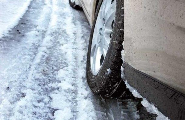 МЧС обещает петербуржцам гололедицу имокрый снег