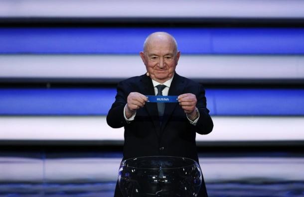 ЧМ-2018: Россия в«группе жизни», Европа миновала Петербург