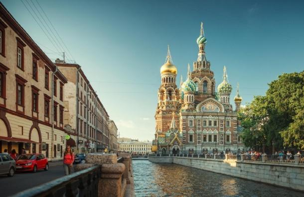 Санкт-Петербург стал самым «добрым» городом России