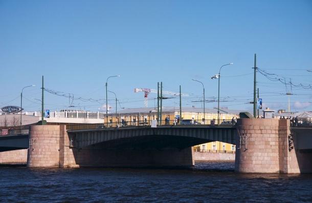 Тучков мост разведут два раза вночь на12декабря