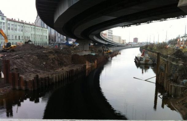 Росприроднадзор накажет загрязнителей Обводного канала