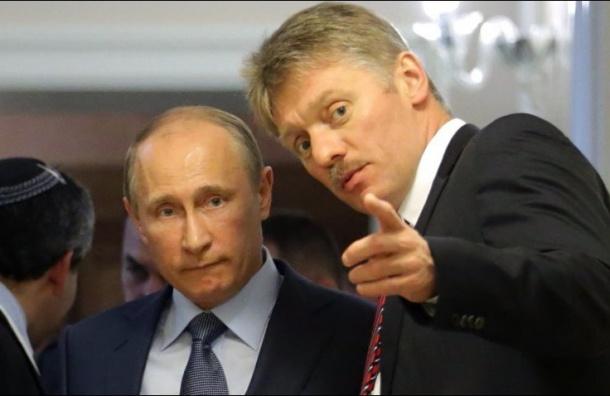 Песков: уПутина нет конкурентов навыборах