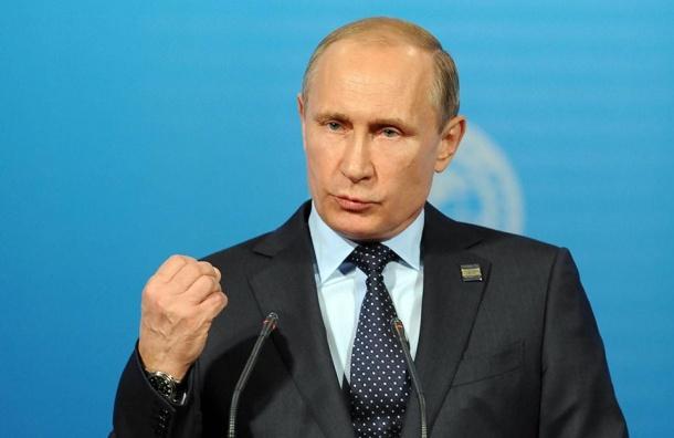 «Левада-Центр»: заПутина готовы проголосовать 61% россиян