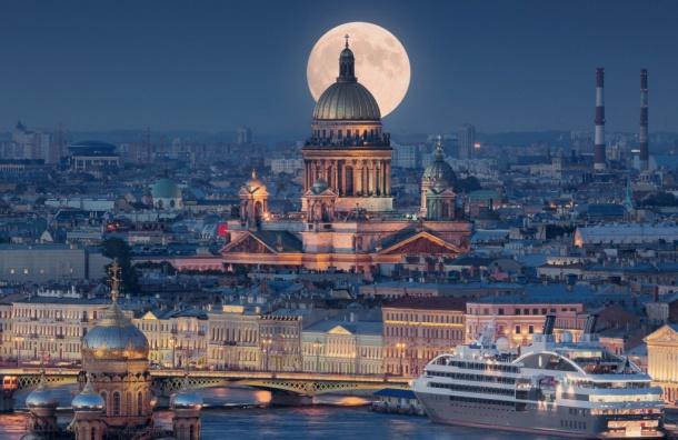 Петербург выиграл вдвух номинациях World Travel Awards