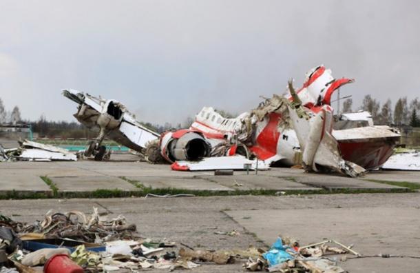 Путин: Всамолете Качиньского небыло взрывов