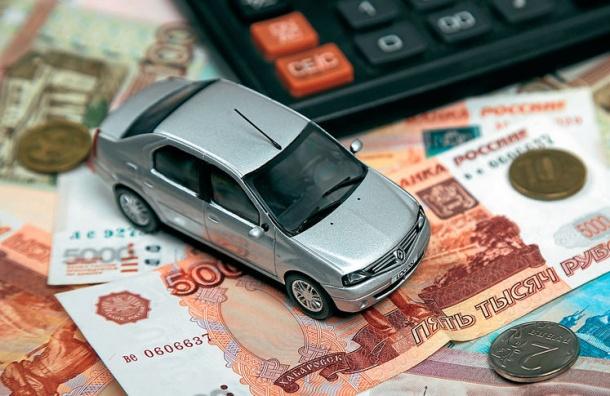 Треть петербуржцев тратит вгод наавтомобиль меньше 50 тысяч рублей