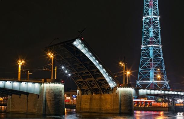 Кантемировский мост внепланово разведут вовторник