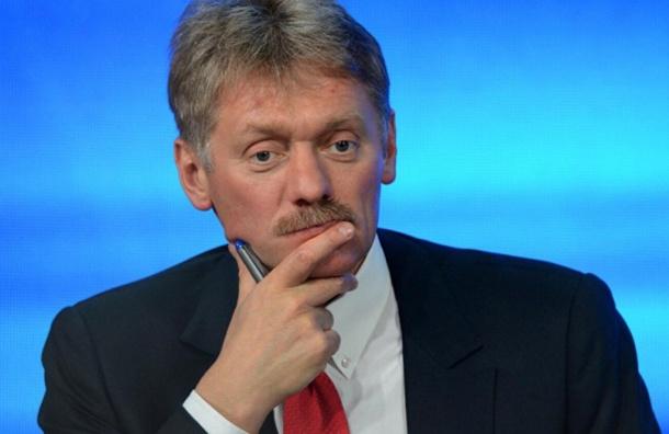Кремль прокомментировал предотвращение теракта вПетербурге
