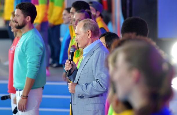 Путин отказался отбойкота Олимпиады 2018
