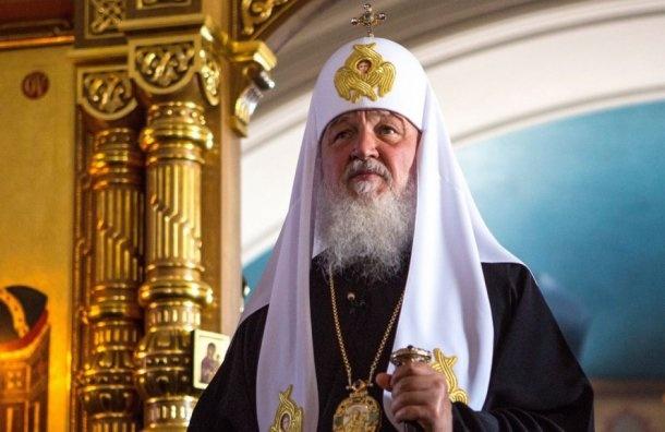 Пообе стороны конфликта наДонбассе наша паства— Патриарх Кирилл