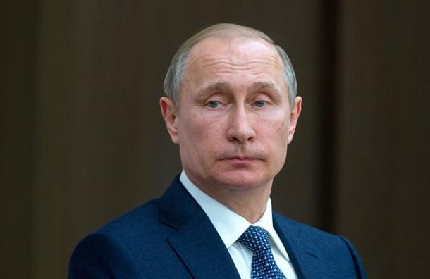 Путин приказал ФСБ ликвидировать террористов при задержании