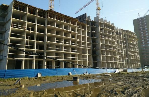 Строительство «Ленинградской перспективы» может обернуться уголовным делом