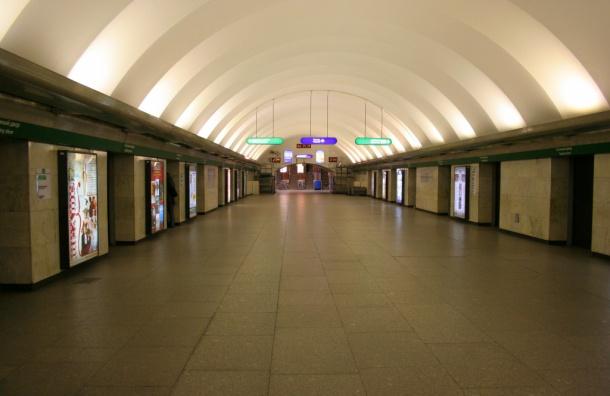 Станция «Горьковская» открыта