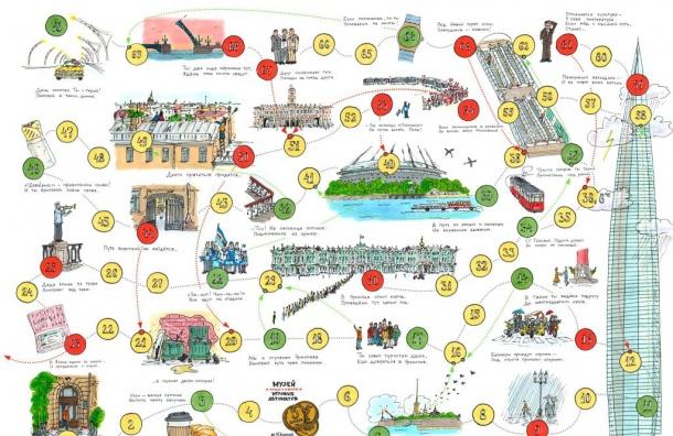 ВПетербурге выпустили настольную игру огороде