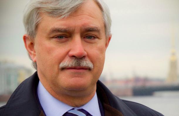 Георгий Полтавченко поддерживает идею переименования «советских» улиц