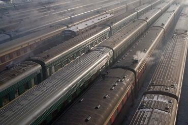 РЖД запустили все пассажирские поезда вобход Украины