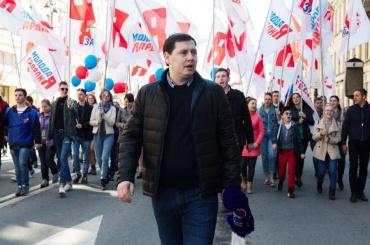Главу Купчино исключили изруководства МГЕР