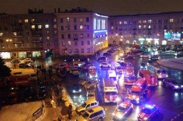 Первые комментарии свидетелей взрыва наКондратьевском