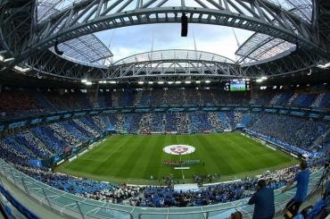 Стадион «Санкт-Петербург» стал четвертым попосещаемости вЛиге Европы