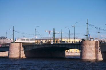 Тучков мост разведут вночь навторник
