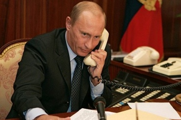 Детали разговора Путина иТрампа раскрыли вБелом доме