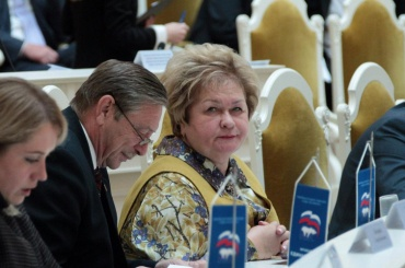 Смольный вновь неподдержал депутата Щербакову