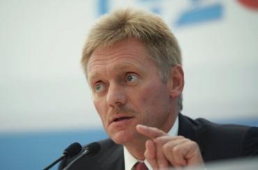 Путин вшутку пообещал разобраться сПесковым заработу наГосдеп