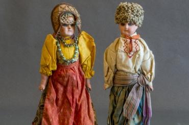 Восемь кукол пополнили коллекцию «Царского Села»