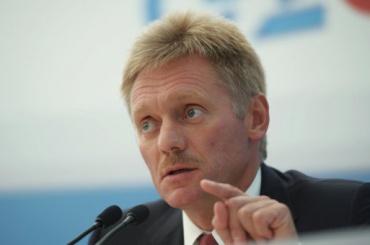 Кремль прокомментировал отстранение сборной России отОлимпиады 2018 года