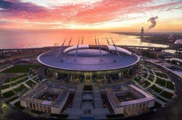 Итоги потешного стадиона наКрестовском