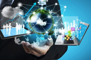 Цифровая экономика составляет 3,8% ВВПРФ