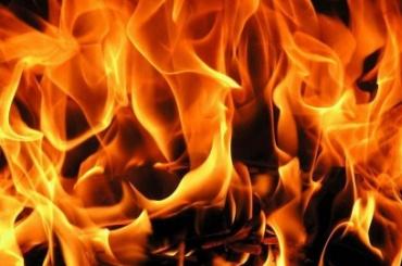 «Шестерка» сгорела вКировском районе