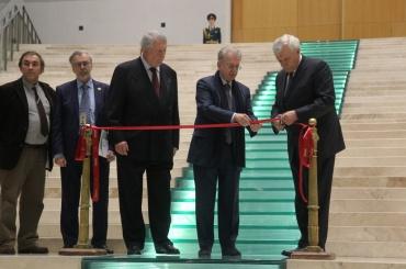 Музей российской гвардии открылся вЭрмитаже