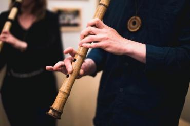 Вечер традиционной японской музыки пройдет вЛиговской библиотеке