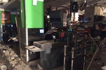 Опубликованы новые кадры сместа взрыва наКондратьевском
