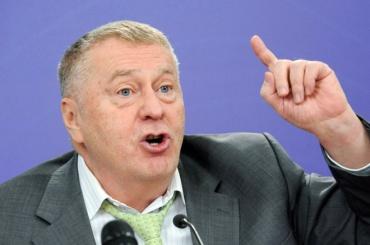 Жириновский рассказал про фальсификацию будущих выборов