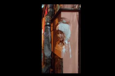 Неизвестные «отреставрировали» русалок вдоме наСадовой
