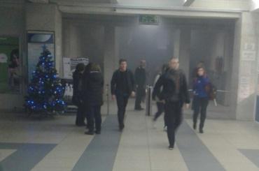 Университет ГУМРФ эвакуировали вПетербурге