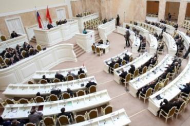 Депутаты Петербурга будут расследовать деятельность чиновников