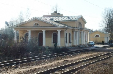 Вокзал станции Белоостров открыт после реконструкции