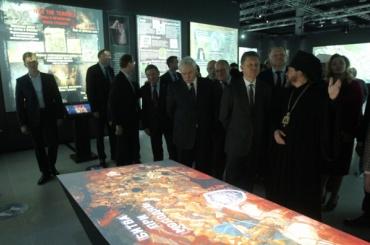 Парк «Россия моя история» открылся вПетербурге