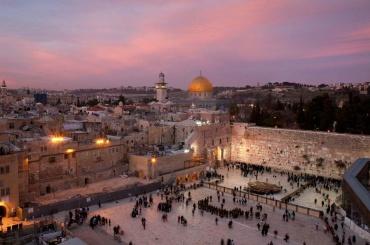 Ростуризм призвал кбдительности россиян вИерусалиме